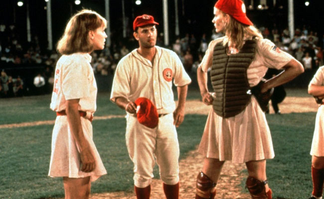 Amazon Is Adapting 'A League Of Their Own' Into A TV Series With A 'Broad City' Influence