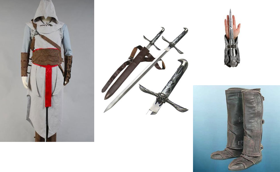 Altair from Assassin's Creed Costume