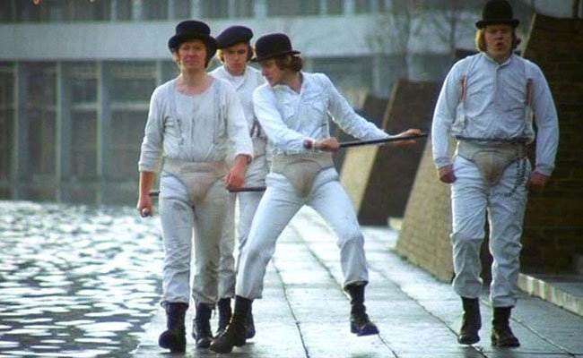 make a lot o...A Clockwork Orange Cosplay