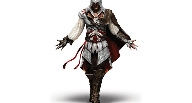 Ezio from Assassin's Creed II