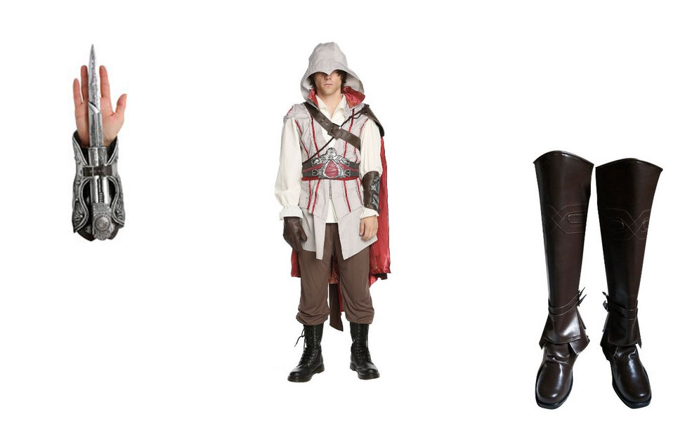 Ezio from Assassin's Creed II Costume