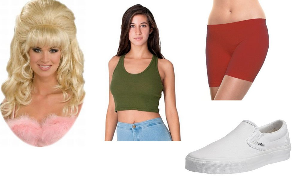 Luanne Platter Costume Diy Guides For Cosplay Amp Halloween