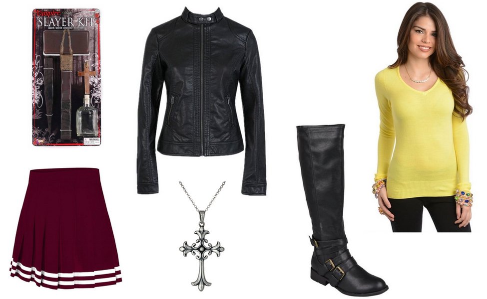 Buffy the Vampire Slayer Costume | DIY Guides for Cosplay & Halloween