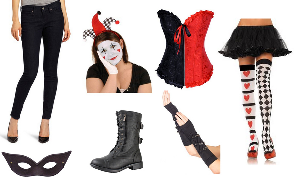 Harley Quinn Costume Diy Dress Up Guides For Cosplay