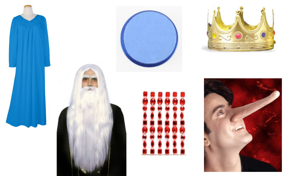 Ice King Costume