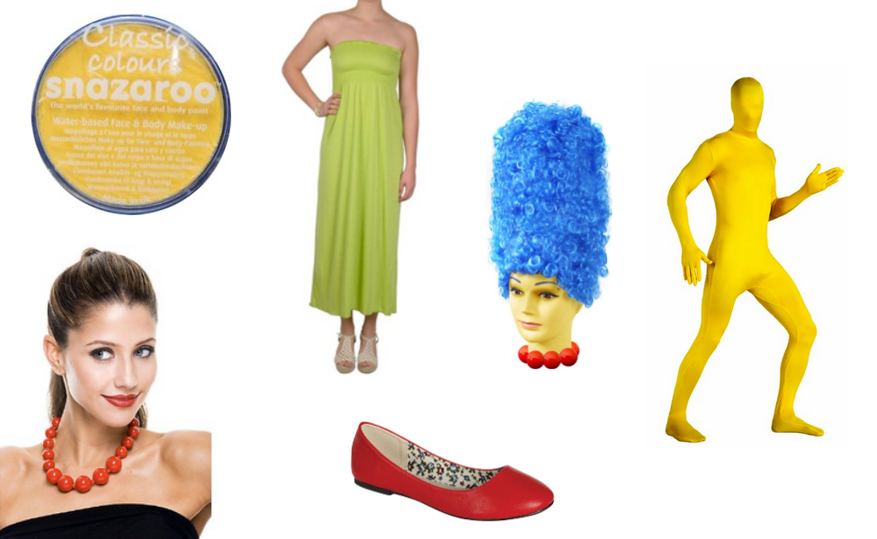 Marge Simpson Costume