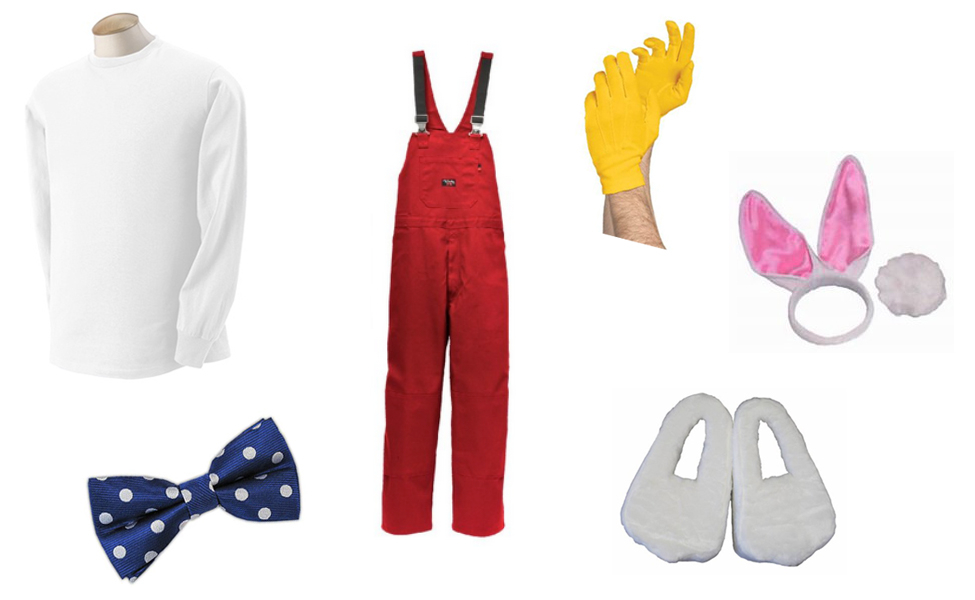 Roger Rabbit Costume  sc 1 st  Carbon Costume & Roger Rabbit Costume | DIY Guides for Cosplay u0026 Halloween