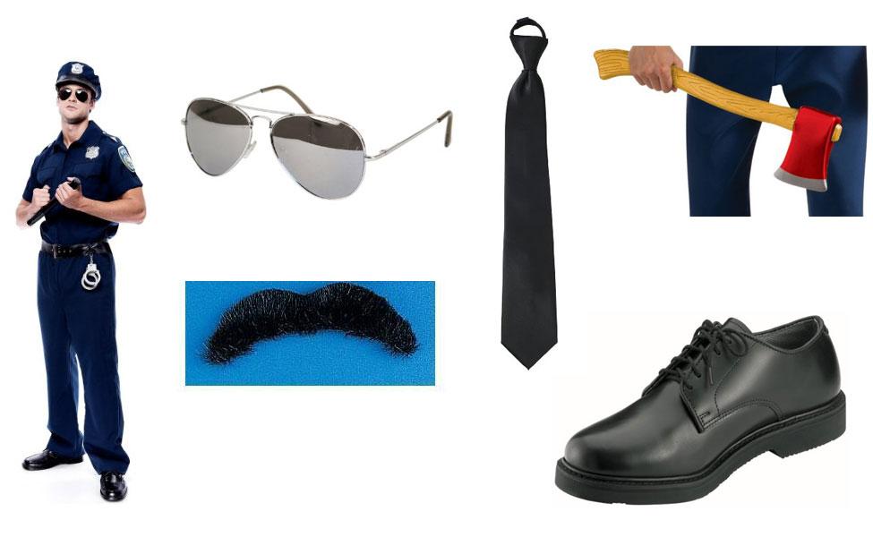 Axe Cop Costume