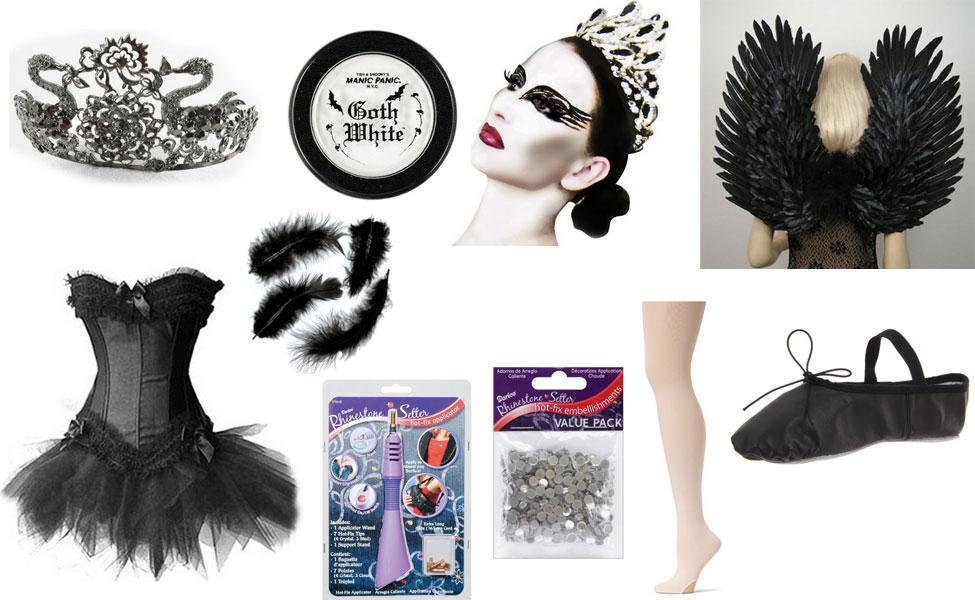 Diy Halloween Costumes Black Swan Black Swan Costume
