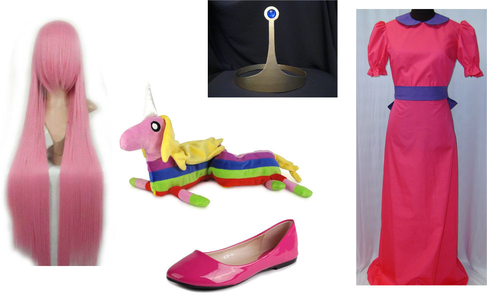 Princess Bubblegum Costume