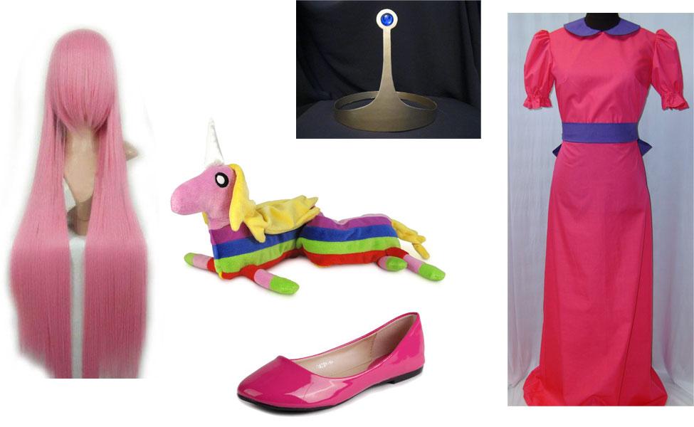 Princess Bubblegum Costume