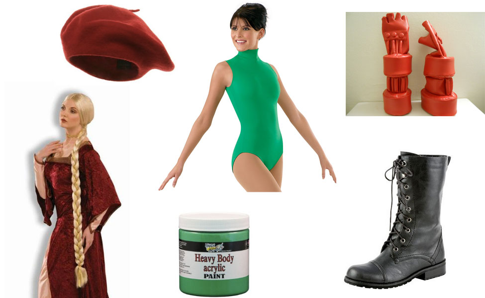 Cammy Costume | DIY Guides for Cosplay & Halloween