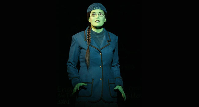 Elphaba from Wicked