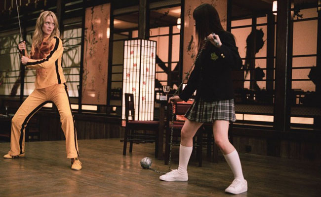 Gogo Kill Bill Halloween Costume Gogo Yubari in Kill Bill