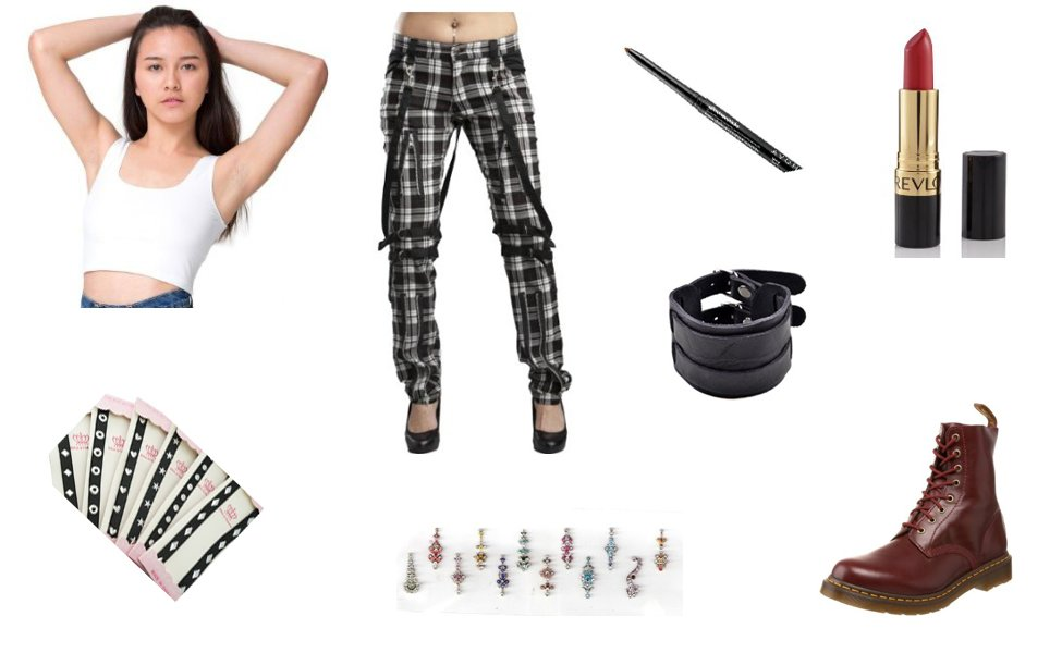 Gwen Stefani Costume