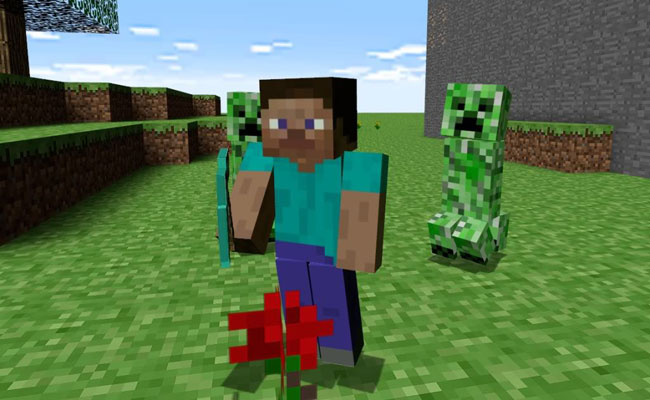 Minecraft Steve & Minecraft Steve Costume | DIY Guides for Cosplay u0026 Halloween