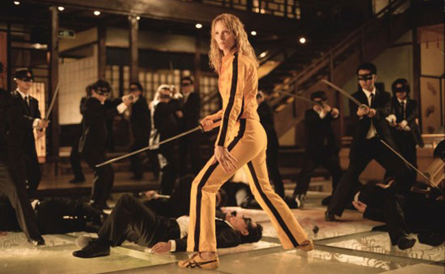 The Bride from Kill Bill