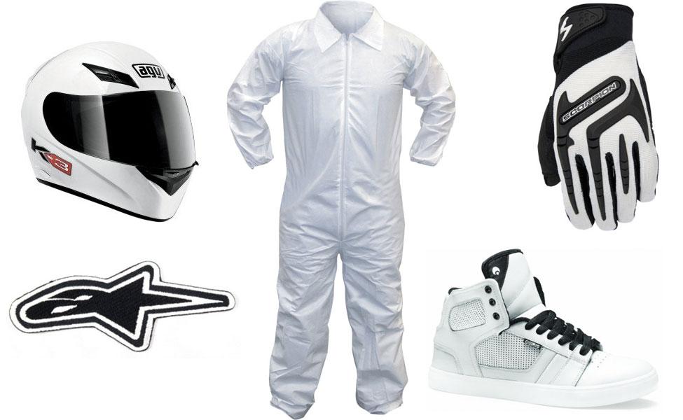 The Stig Costume