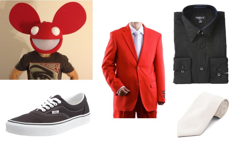 deadmau5 red suit - photo #9
