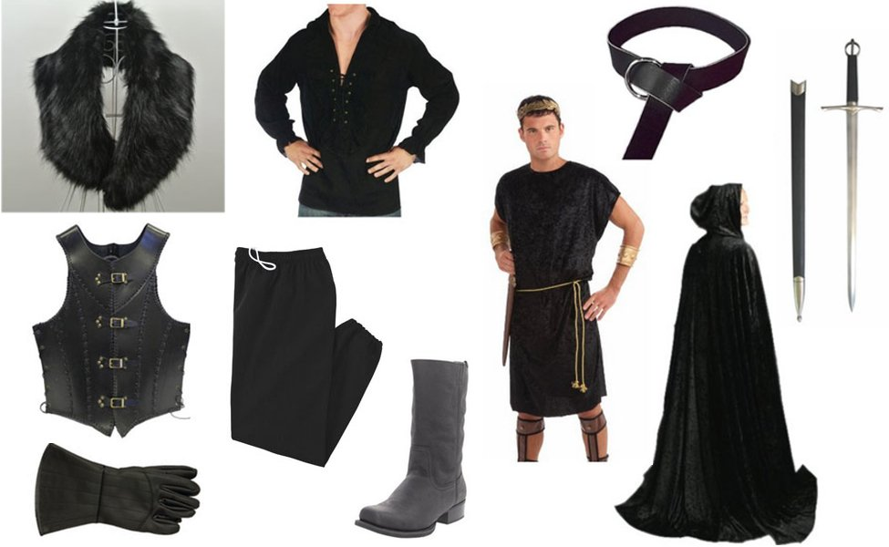 Jon Snow Costume | DIY Guides for Cosplay & Halloween Homemade Rogue Costume