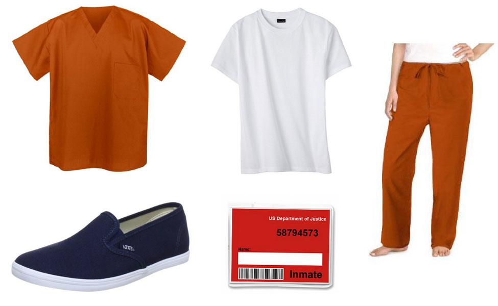 Piper Chapman Costume