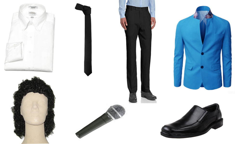 Robbie Hart Costume
