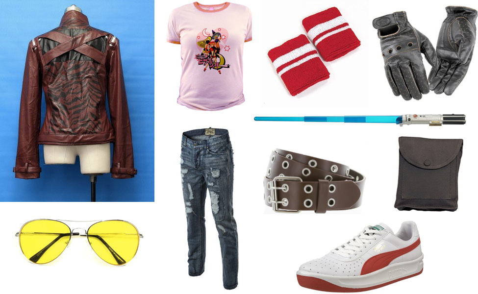 Travis Touchdown Costume