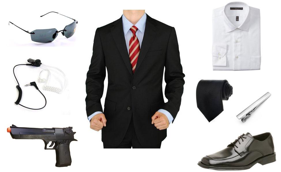 Agent Smith Costume
