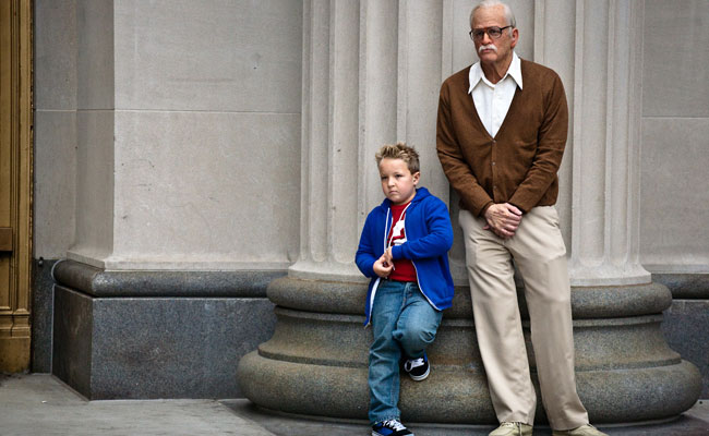 Bad Grandpa Irving Zisman