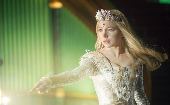 Glinda from Oz the Great and Powerful  sc 1 st  Carbon Costume & Glinda from Oz the Great and Powerful Costume | DIY Guides for ...