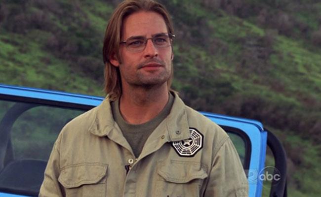 Sawyer in The Dharma Initiative