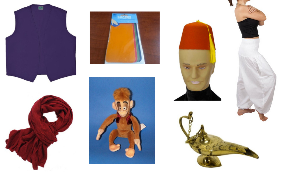 Aladdin Costume  sc 1 st  Carbon Costume & Aladdin Costume | DIY Guides for Cosplay u0026 Halloween