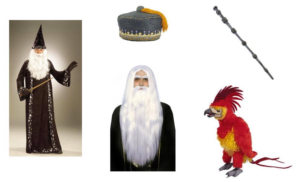 Albus Dumbledore Costume