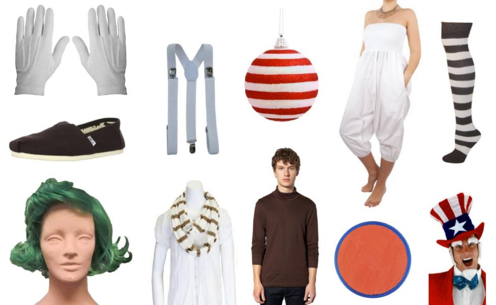 Oompa-Loompa Costume