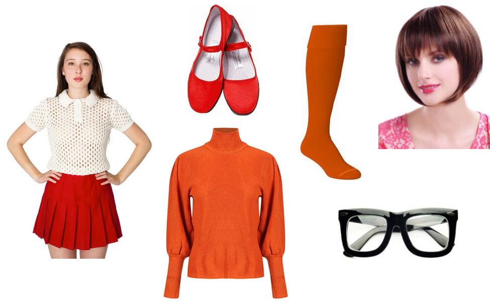 Velma Dinkley Costume  sc 1 st  Carbon Costume & Velma Dinkley Costume | DIY Guides for Cosplay u0026 Halloween