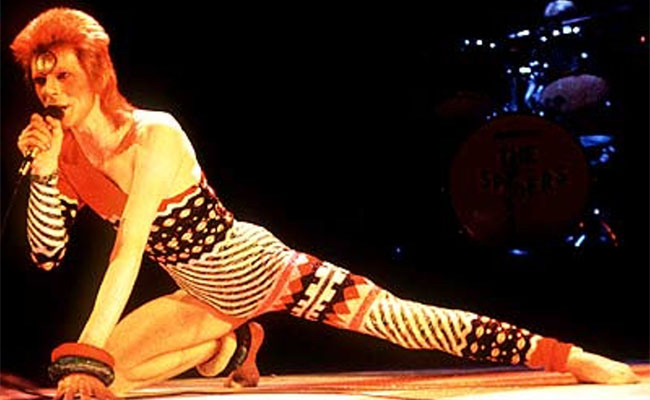 Ziggy Stardust Halloween Costume