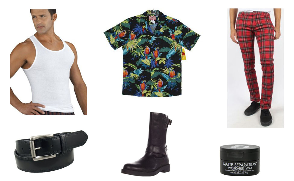 Ace Ventura Costume | DIY Guides for Cosplay & Halloween