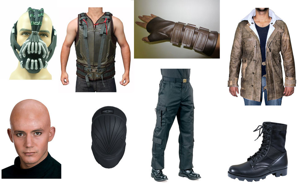 Bane costume diy guides for cosplay halloween bane costume solutioingenieria Image collections