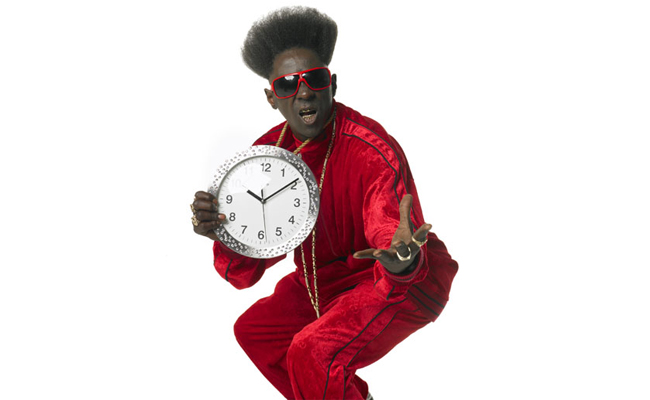 Flavor Flav Costume | DIY Guides for Cosplay & Halloween