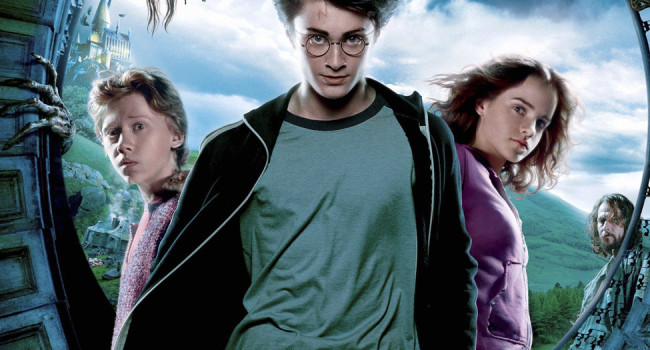 Harry Potter in The Prisoner of Azkaban