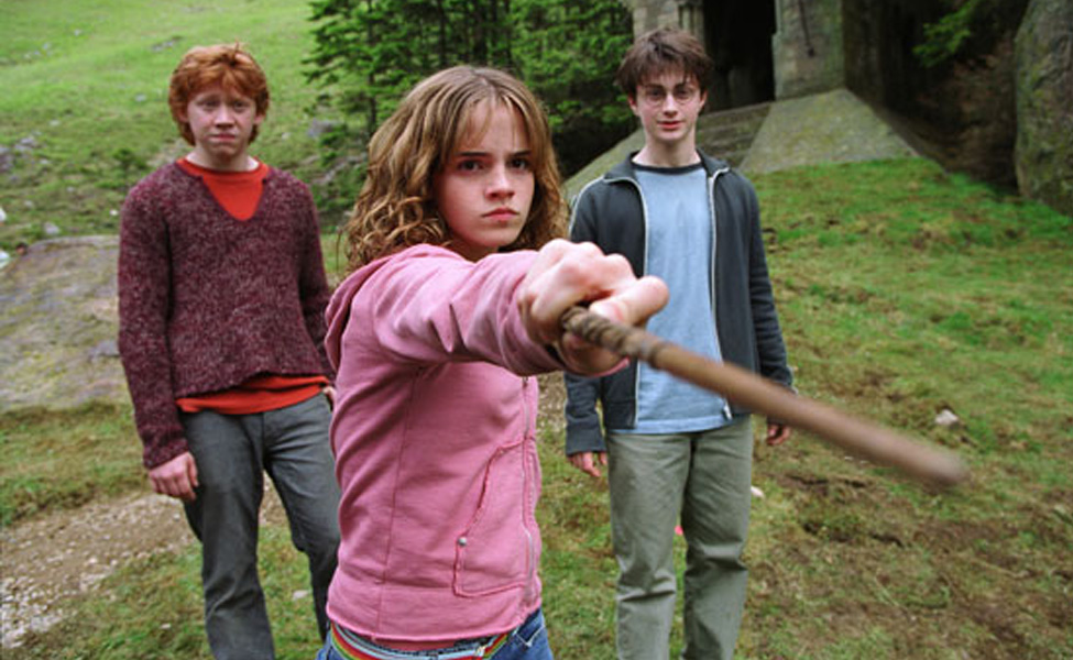 Hermione Granger in The Prisoner of Azkaban