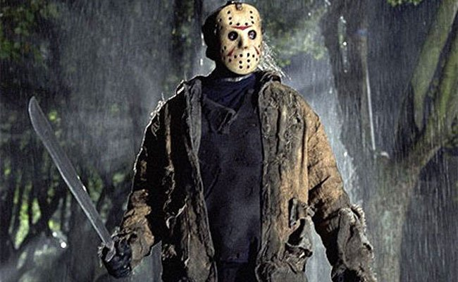 Jason voorhees costume diy guides for cosplay halloween in the friday the 13th series jason voorhees is a killer on the loose mostly in camp sites but sometimes in outer space that iconic hockey mask is worn solutioingenieria Gallery
