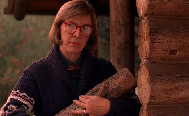 Log Lady