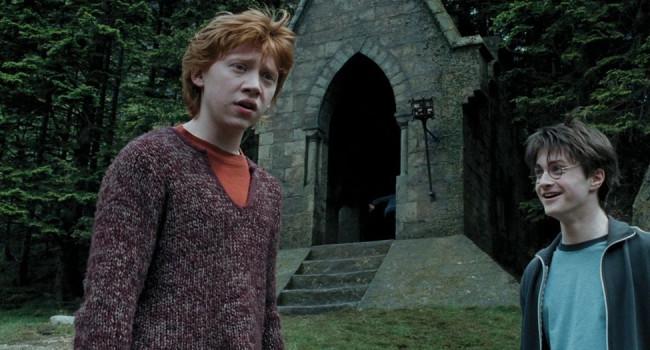 Ron Weasley in The Prisoner of Azkaban