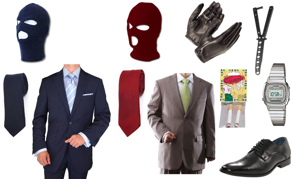 TF2 Spy Costume
