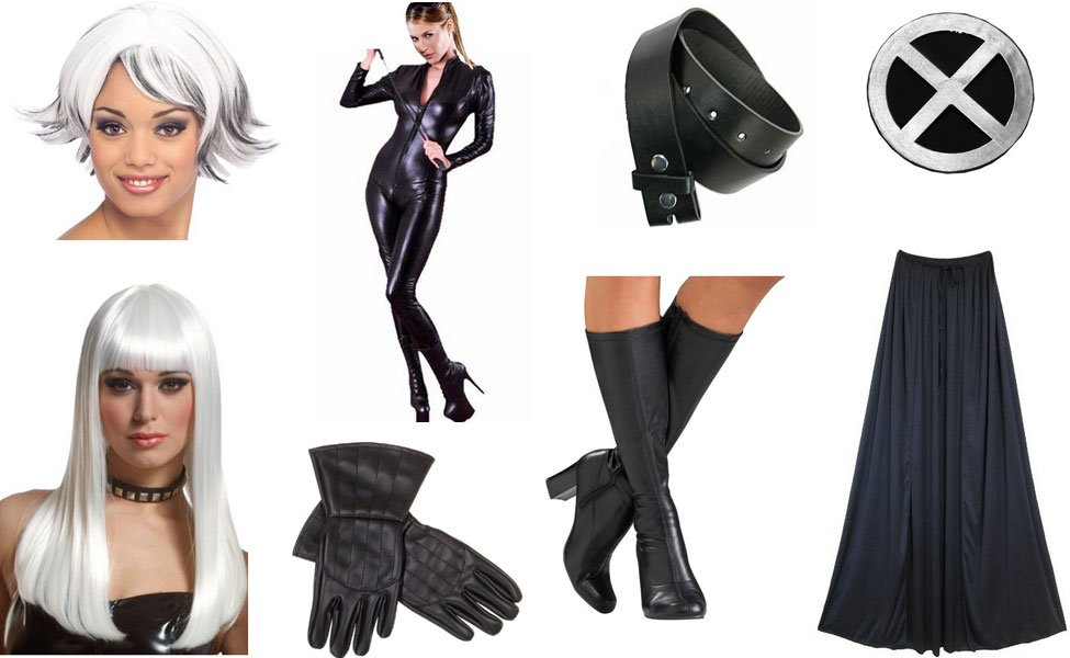 Storm Costume Diy Dress Up Guides For Cosplay Halloween