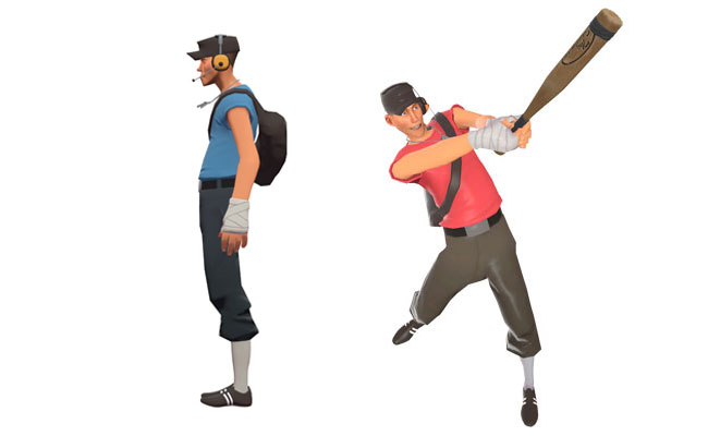 TF2 Scout Costume | DIY Guides for Cosplay & Halloween