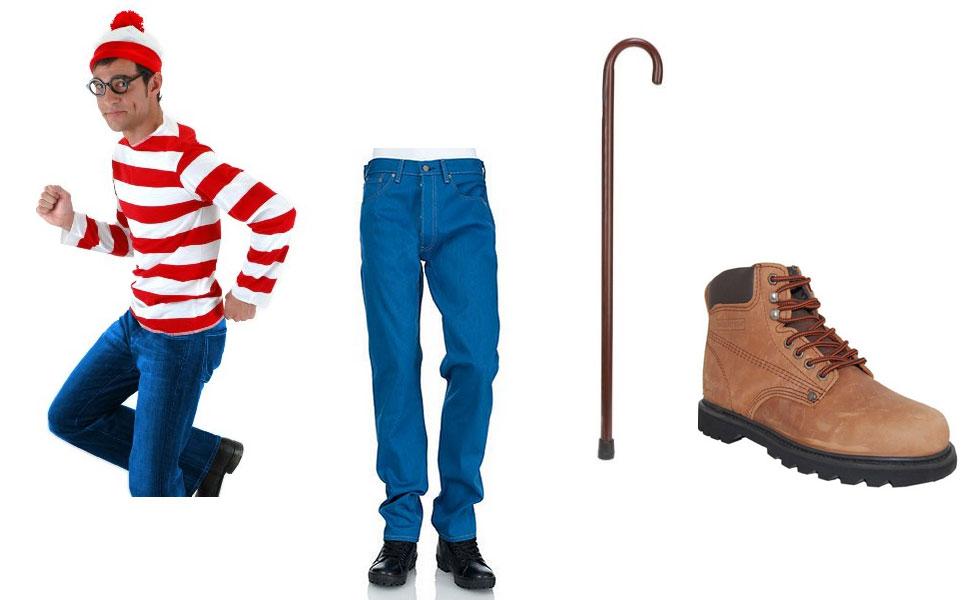 Where's Waldo? Costume