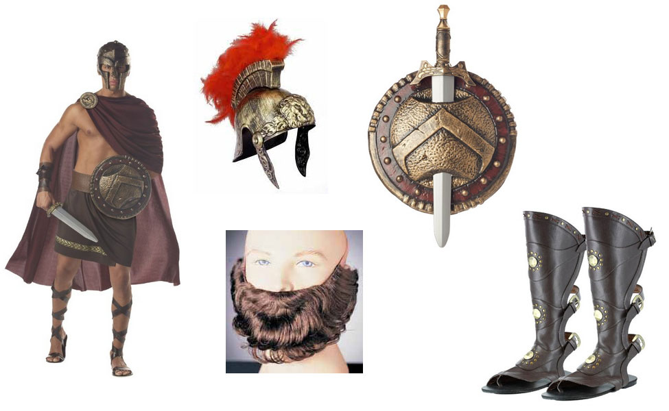 300 Costume  sc 1 st  Carbon Costume & 300 Costume | DIY Guides for Cosplay u0026 Halloween