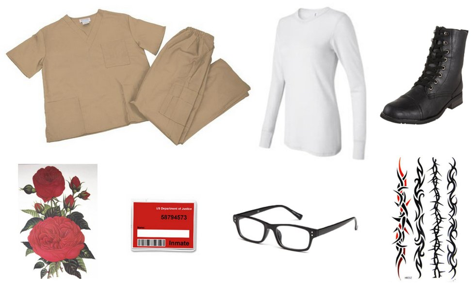 Alex Vause Costume